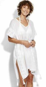 Seafolly Kaftan/Cover-up   White   One Size   BNWT