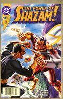 Power Of Shazam #12-1996 vf+ 8.5 Shazam ( Captain Marvel ) Vs Black Adam