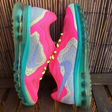 Nike Air Max 2014 Girl's Women's Shoes Youth Hyper Pink US 7 Y UK 6 EUR 40 25cm