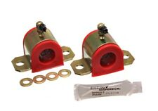 Energy Suspension for 03-06 Toyota Corolla/Matrix Red 24mm Front Sway Bar Bushin
