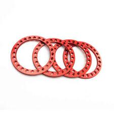 """Alloy Replacement Wheel Beadlock Ring Set fr 1.9"""" Wheel Rim 1/10 RC Crawler Car"""