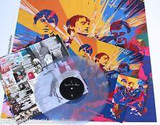 DAMIEN HIRST ART LITHO POSTER & BABAYSHAMBLES VINYL LP ORIGINAL PRESSING N.MINT