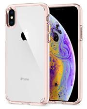 Spigen Outlet for Apple iPhone X 10 Ultra Hybrid Rose Crystal Bumper Case