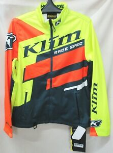Klim Hi-Vis Race Spec Jacket - 3245-000-140-501
