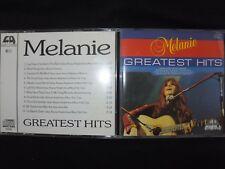 CD MELANIE / GREATEST HITS /