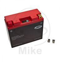 Ducati 1098 1198 R - BJ 2008 - 180 PS, 132 kw - Batterie Lithium-Ionen