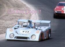 Derek Bell & Carlos Pace Gulf Mirage M6 Watkins Glen 6 horas 1972 fotografía