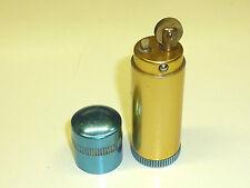 "Gent Pocket Lighter w. ""Montres RODANA Watches"" Advertising-Swiss Made-Rare"
