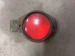 John Deere Bw bwa rw rwa disk planter implement reflector