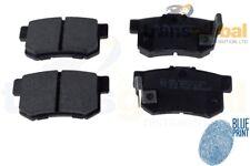 Honda CR-V,Jazz,Insight Suzuki Swift Rear Brake Pad Set - Blue Print - ADH24247