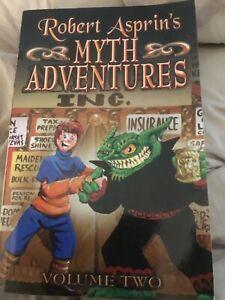 Robert Asprin's Myth Adventures Volume 2 (2007, 880 Pages) New Paperback Book