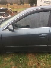 Used 2005, Nissan Altima Driver Door, Good Used Shape.
