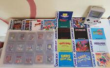 Nintendo Gameboy Spiele mit Anleitungen viele Klassiker zum aussuchen!! (PAL)