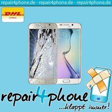 Samsung Galaxy S7 EDGE G935F Display Glas Reparatur Front-Glas Wechsel