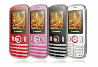 Mustang M33 Dual SIM Handy (Ohne Simlock) FARBE=PINK, phone, ohne vertrag