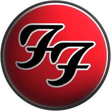 Foo Fighters Rock Logo Decal Vinyl Sticker 4 Stickers