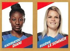 stickers Panini Carrefour Foot 2018 - N° 78B - 78A