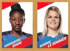 stickers Panini Carrefour Foot 2018 - No. 78B - 78A