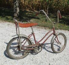 Hiawatha Gambles Sidewinder Girls Bike Bicycle 60s Retro Schwinn Space Vintage