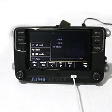 6.5'' Autoradio MIB RCD330+ RCD510 Bluetooth USB VW Passat Tiguan Polo Golf EOS