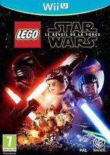 LEGO STAR WARS LE REVEIL DE LA FORCE JEU WiiU NEUF