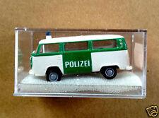 Brekina 3308 1:87 HO scale 1970's Volkswagen Kombi Polizei