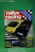 Rallye Racing 2/83 BMW 535i Ferrari BB 512 + 365 Spider