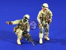 Verlinden 1/35 US Reconnaissance Team in Iraq / Afghanistan (2 Figures) 2715
