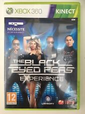 Xbox 360 KINECT-THE BLACK EYED PEAS EXPERIENCE (créateurs de JUST DANCE) OURREF: G