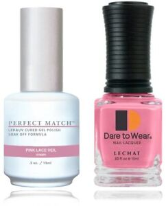 LECHAT Perfect Match Gel & Lacquer Matching Duo SALE **Pick Any Colors**
