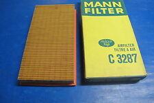 Filtre à air Mann Filter pour: Opel: Commodore C, Senator A, Monza A