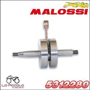5312280 MALOSSI Vilebrequin Rhq Axe de Piston Ø 12 Fantic Caballero 50 2T LC (