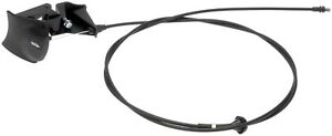 Hood Release Cable Dorman 912-078 fits 02-07 Jeep Liberty