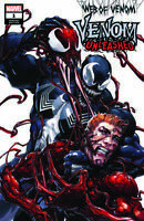 🔥WEB OF VENOM UNLEASHED 1 CLAYTON CRAIN VARIANT 🕸️ ABSOLUTE CARNAGE SPIDER-MAN