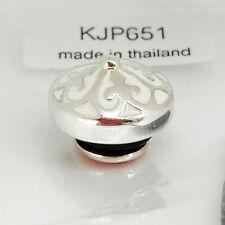 NEW* KAMELEON Cream Minaret Sterling Silver JewelPop KJP651