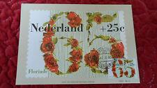 Carte maximum Maximumkaart Floriade 1982 - 65c + 25c