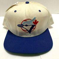 Vtg Toronto Blue Jays MLB Genuine Merchandise snapback hat cap New Era  M/L