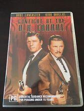 """Gunfight At The O.K. Corral"" Burt Lancaster, Kirk Douglas (DVD, ALL Region) VGC"