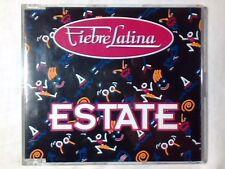 FIEBRE LATINA Estate cd singolo COME NUOVO LIKE NEW BRUNO MARTINO