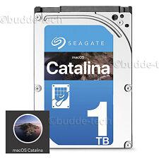 "1TB Laptop Hard Drive Upgrade Apple Mac Macbook Pro 10.15 macOS Catalina  2.5"""