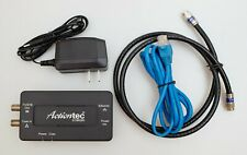 Actiontec Bonded MoCA 2.0 Ethernet to Coax Adapter, ECB6200, Black.