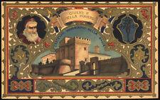 cartolina GIULIO II DELLE ROVERE PAPA