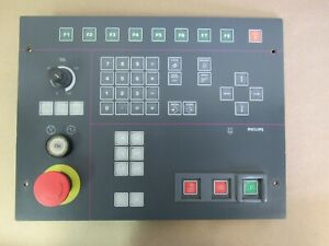 PHILIPS TOUCH INTERFACE PANEL 4022-225-4919 ISS.3, FROM MAHO MH 600C