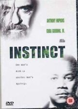 Instinct 5017188882170 With Anthony Hopkins DVD Region 2