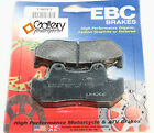 Honda GL1500 Goldwing 1988-2000 EBC Brake Pads REAR