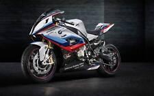 Official MotoGP Safety Bike Design For BMW 09-14 S1000RR Fairings Bodywork Kit