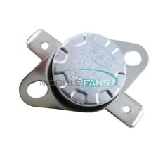 10A 250V KSD301 50°C / 122°F Degree Celsius N.O. Temperature Switch Thermostat