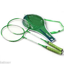 Keka 528 Badminton Racket (Green)