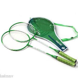 Keka 528 Badminton Racket (Green)