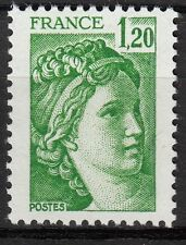 FRANCE TIMBRE NEUF  N° 2101 ** TYPE SABINE